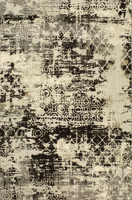 Karastan Artisan Frotage Charcoal by Scott Living