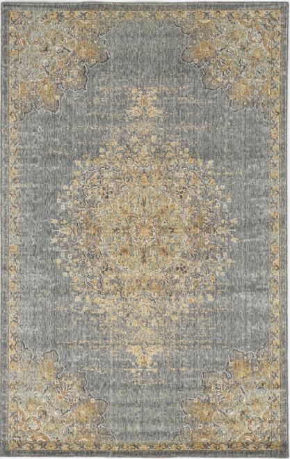 KAS Ria 6825 Slate Grey Elegance