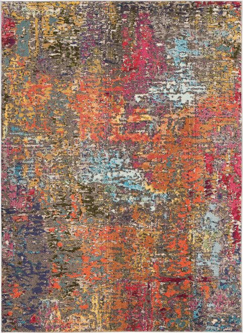 Nourison Celestial Sunset Area Rug - NOR-CES14-Sunset