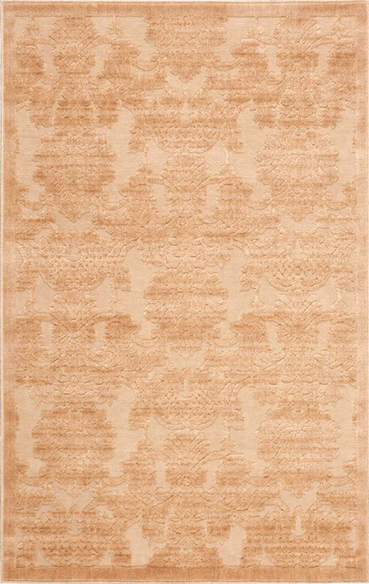 Nourison Graphic Illusions Yellow Area Rug - NOR-GIL03-Light Gold