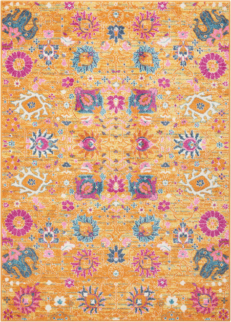 Nourison Passion Sun Area Rug - NOR-PSN01-Sun