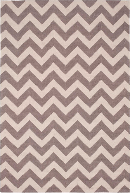 Nourison Portico Flame Stitch Area Rug - NOR-POR03-Flame Stitch
