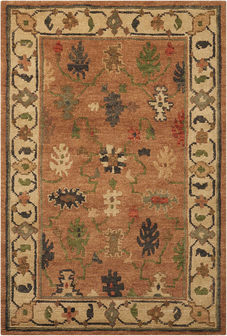 Nourison Tahoe Copper Area Rug - NOR-TA05-Copper