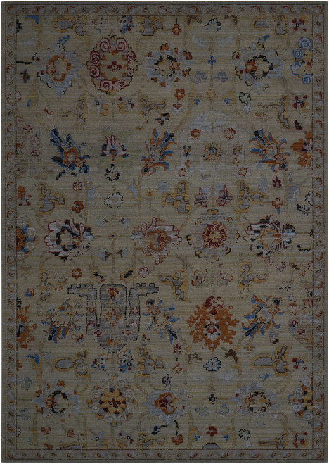 Nourison Timeless Taupe Area Rug - NOR-TML12-Taupe