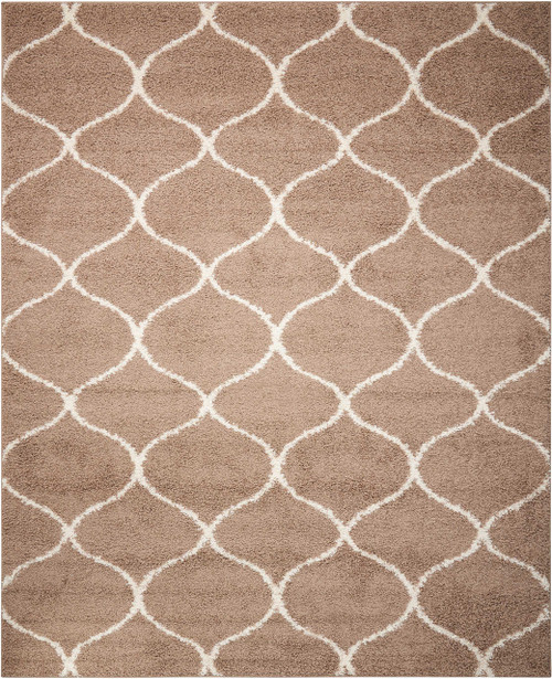 Nourison Windsor Cappuccino Area Rug - NOR-WIN01-Cappuccino
