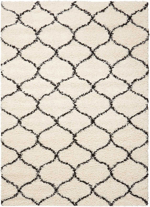 Nourison Windsor Ivory Area Rug - NOR-WIN01-Ivory