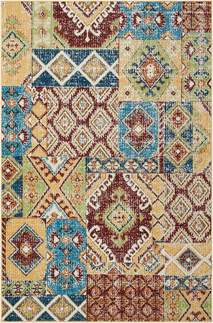 Nourison Aria Sunset Area Rug - NOR-AR018-Sunset