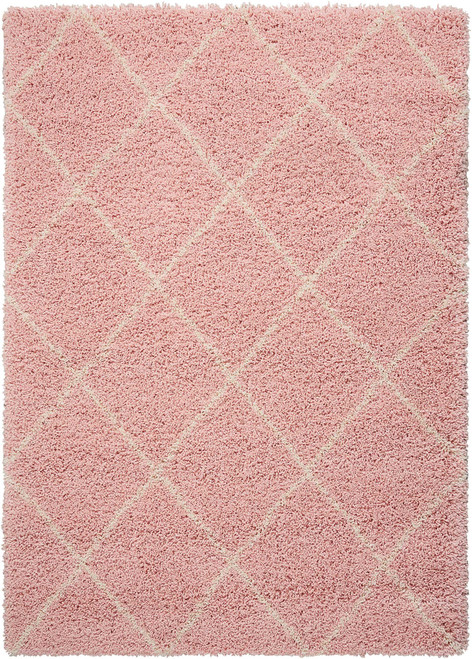 Nourison Brisbane Blush Area Rug - NOR-BRI03-Blush