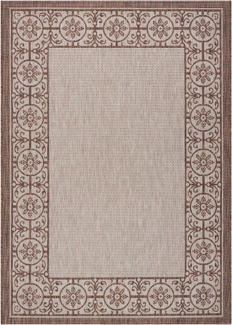 Nourison Country Side Natural Area Rug - NOR-CTR04-Natural