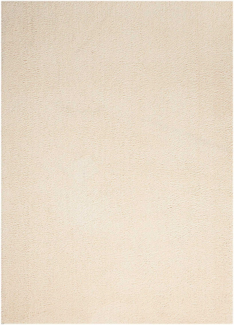 Nourison Cozy Ivory Area Rug - NOR-COZ01-Ivory