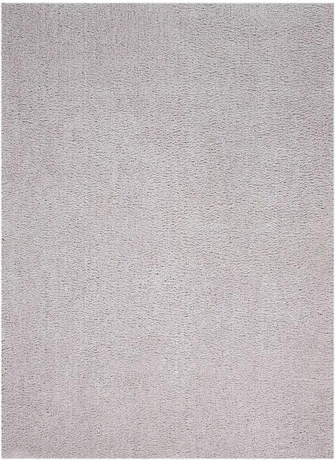 Nourison Cozy Shag Silver Area Rug - NOR-COZ01-Silver