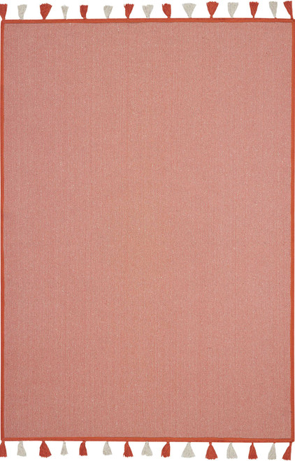 Nourison Otto Orange Area Rug - NOR-DS600-Orange