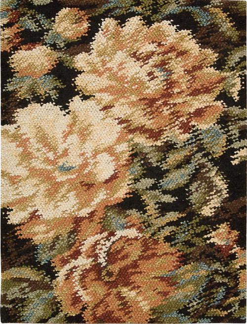 Nourison Impressionist Harvest Area Rug - NOR-IMPR1-Harvest