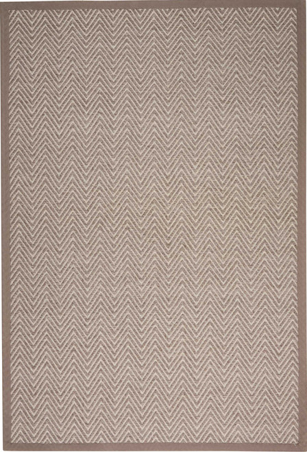 Nourison Kiawiah Flannel Area Rug - NOR-KIA01-Flannel