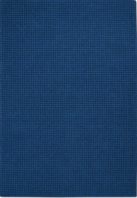 Calvin Klein Las Vegas CK830 Blue Hallway Rug - CK830 Navy