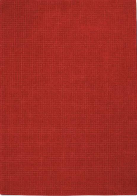 Calvin Klein Las Vegas CK830 Red Hallway Rug - CK830 Red