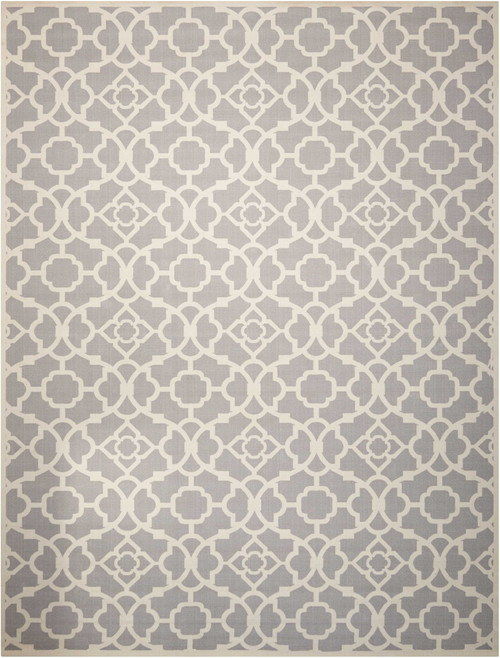 Waverly Wav01 Sun & Shade SND04 Grey - SND04 Grey