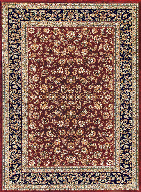Dynamic Rugs Brilliant 72284-331 Red