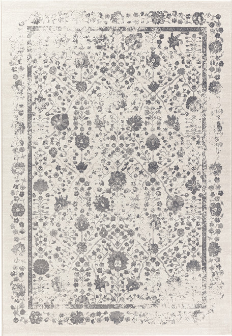 Dynamic Rugs Imperial 12213-506 Ivory-Grey