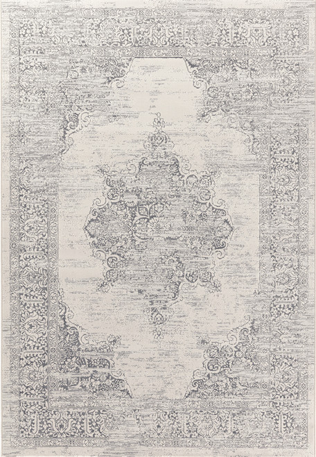 Dynamic Rugs Imperial 12259-526 Ivory-Grey