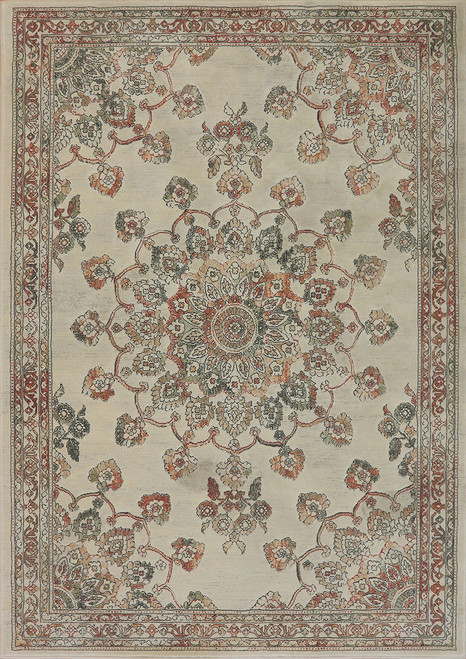 Dynamic Rugs Imperial 63420-6474 Beige-Bronze