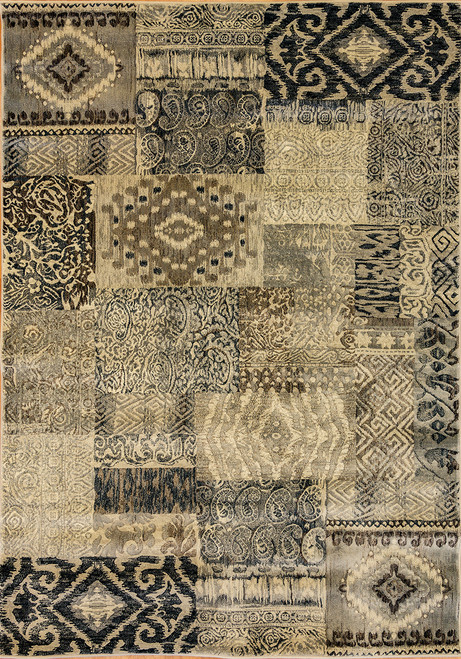 Dynamic Rugs Imperial 73292-3363 Multi