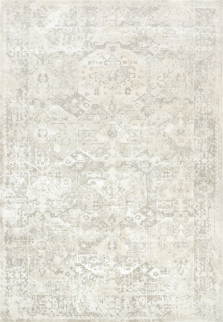 Dynamic Rugs Quartz 27073-100 Ivory