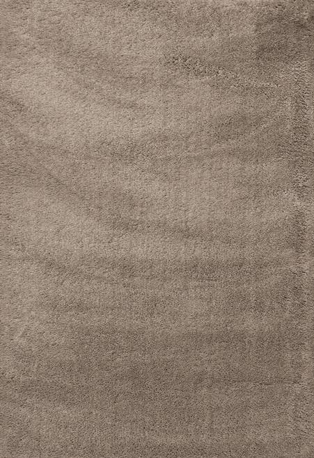 Dynamic Rugs Silky Shag 5900-115 Beige Contemporary