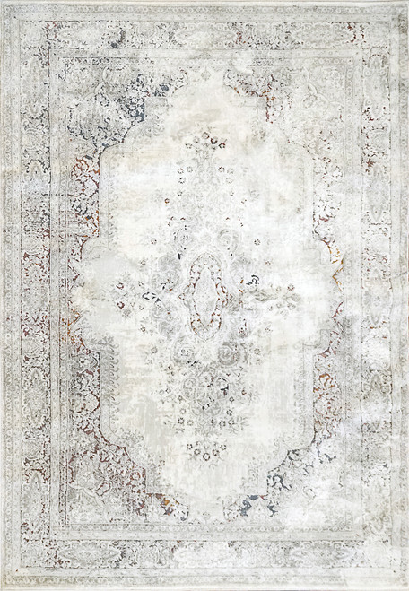 Dynamic Rugs Torino 3337-135 Ivory-Red-Blue