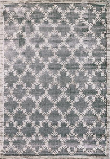 Dynamic Rugs Yazd 2816-910 Grey-Ivory