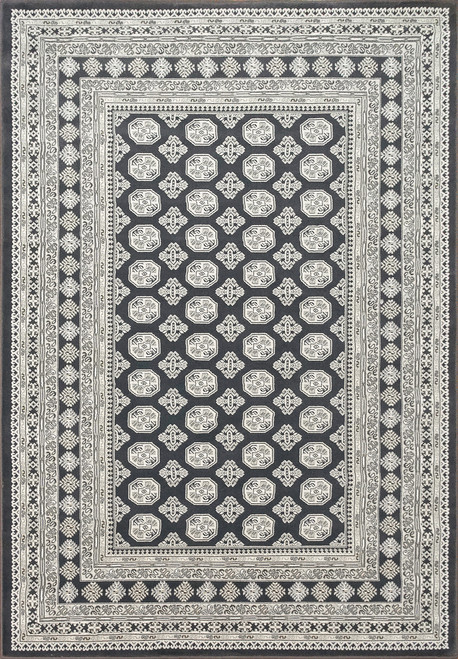 Dynamic Rugs Ancient Garden 57091-6464 Ivory Traditional