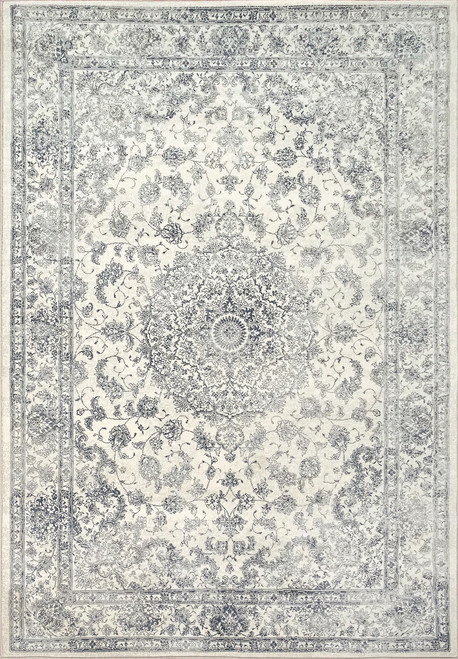 Dynamic Rugs Ancient Garden 57109-6666 Cream Traditional