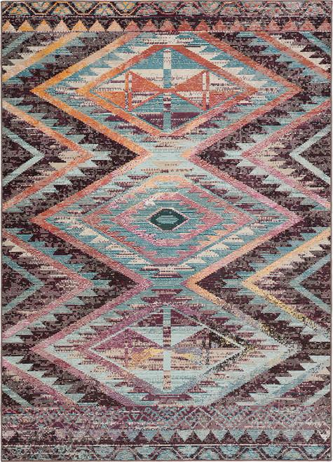Jaipur Living Decca Tribal Multicolor Runner Rug  - JAI-Multicolor RHN11