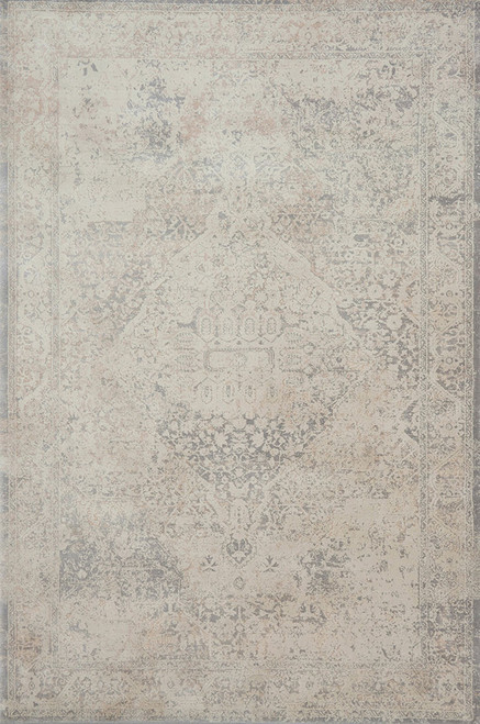 Magnolia Home EVERLY VY-03 IVORY-IVORY by Joanna Gaines
