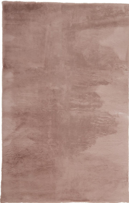 Feizy Home Luxe Velour 4506F Pink