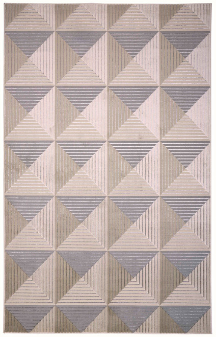 Feizy Home Micah 3044F Beige-Gray
