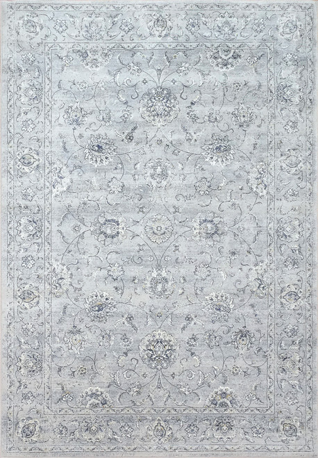 Dynamic Rugs Ancient Garden 57126-9696 Silver/Grey
