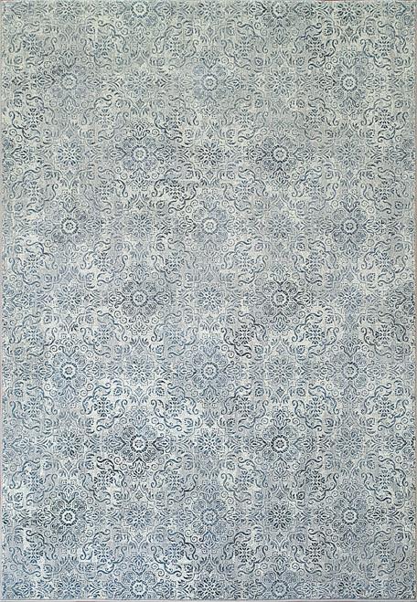 Dynamic Rugs Ancient Garden 57162-9646 Silver/Grey