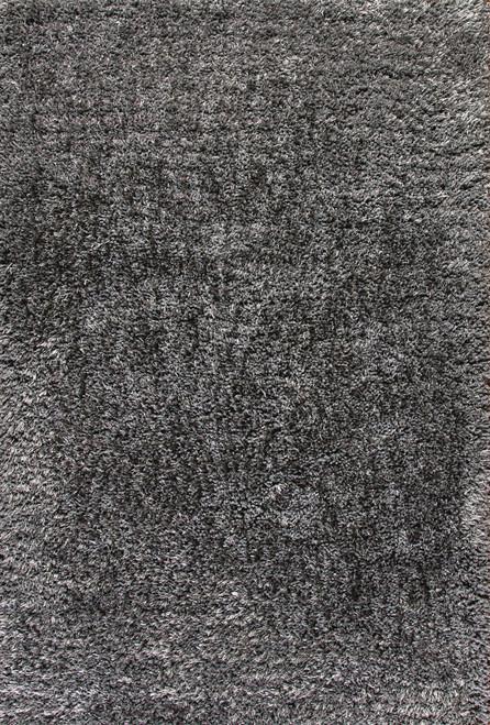 Dynamic Rugs Forte 88601-909 Dark Silver