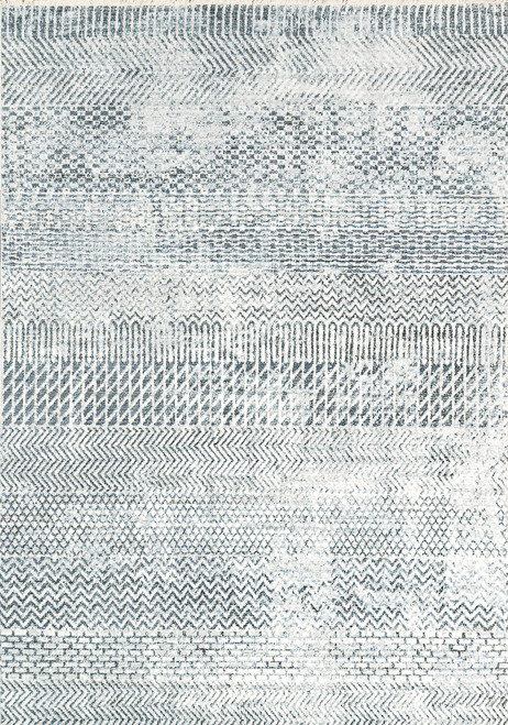 Dynamic Rugs Alea 1808-850 Taupe/Blue
