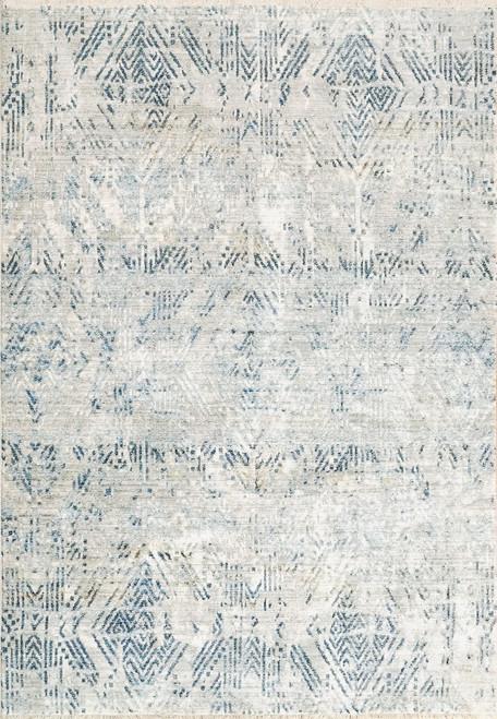 Dynamic Rugs Alea 1803-850 Taupe/Blue