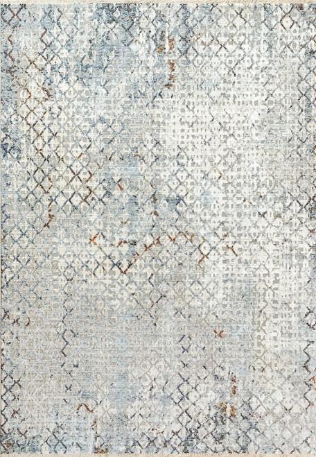 Dynamic Rugs Alea 1805-858 Taupe/Blue/Cream