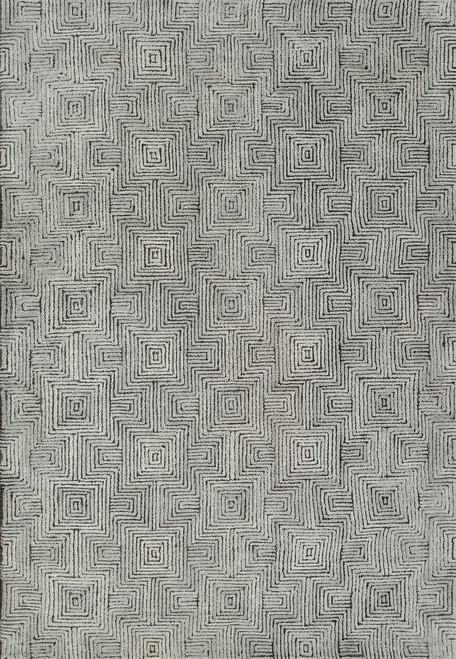 Dynamic Rugs Ariana 8180-990 Grey/Charcoal
