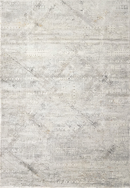 Dynamic Rugs Capella 7925-970 Grey/Gold Traditional