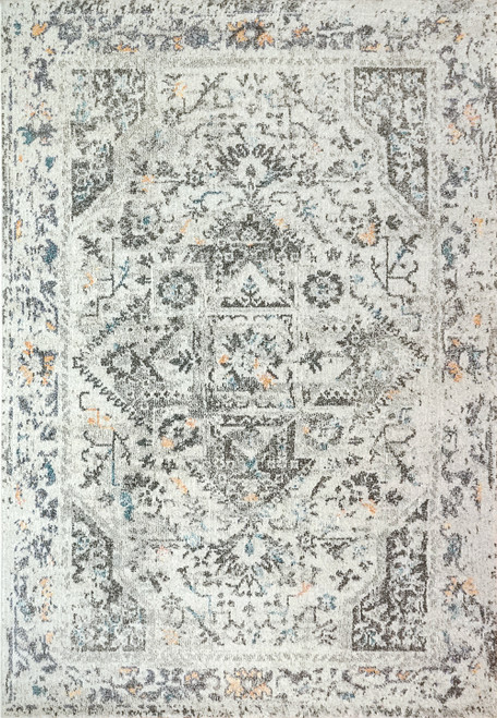 Dynamic Rugs CobaLight 7342-999 Multi Traditional