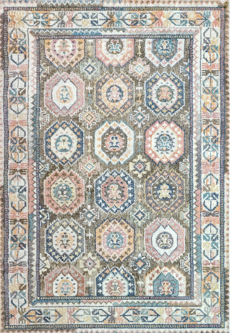 Dynamic Rugs CobaLight 7343-999 Multi Traditional