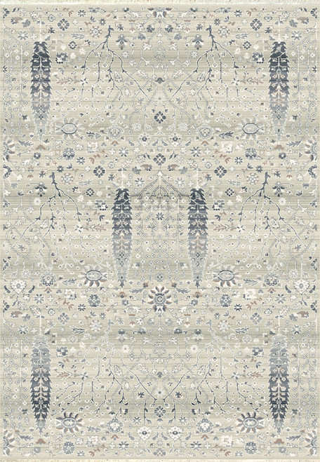 Dynamic Rugs Refine 4635-897 Taupe/Silver/Gold