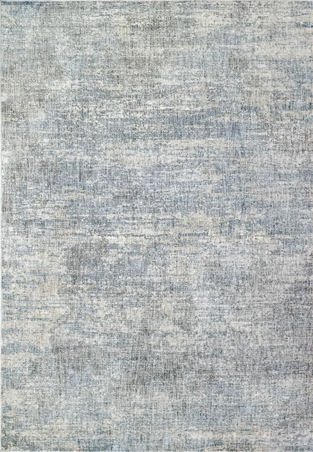 Dynamic Rugs Savoy 3574-958 Silver/Blue/Beige