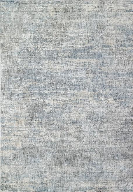 Dynamic Rugs Savoy 3574-958 Silver/Blue/Beige Traditional