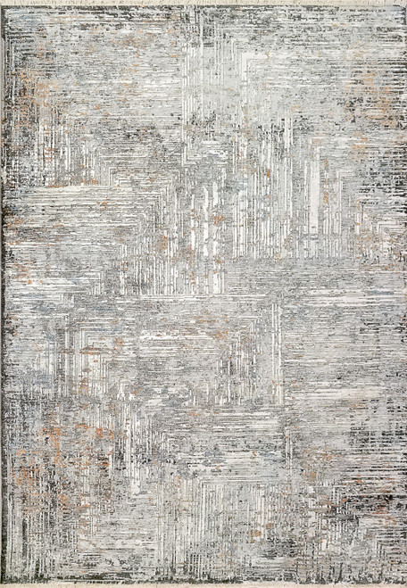 Dynamic Rugs Sunrise 6885-999 Grey/Charcoal/Gold/Multi
